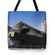 Taubman And Tower Roanoke Virginia Tote Bag