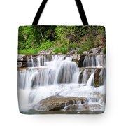 Taughannock Falls Sp 0462 Tote Bag