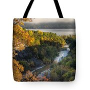 Taughannock Park Gorge Tote Bag