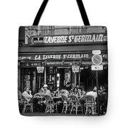Taverne St. Germain, Paris Tote Bag