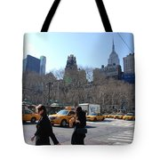Taxi Anyone Tote Bag