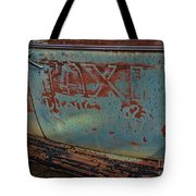Taxi To Nowhere Tote Bag