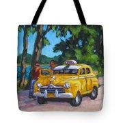 Taxi Y Amigos Tote Bag