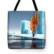 Taxus Glacialis Tote Bag