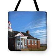 Taylor Bridge School Tote Bag