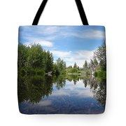 Taylor Creek Reflections Tote Bag