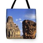 Tayokpye Temple Tote Bag