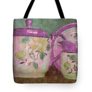 Tea Anyone Tote Bag