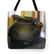 Tea Kettle Tote Bag