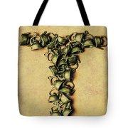 Tea Pot Art Tote Bag