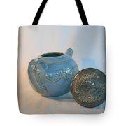Tea Pot For Calming Tote Bag