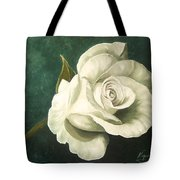 Tea Rose Tote Bag