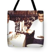 Tea Taster, Calcutta Tote Bag