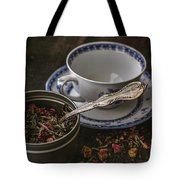 Tea Time 8529 Tote Bag