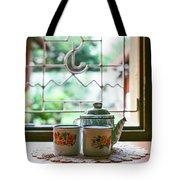 Tea Time Tote Bag