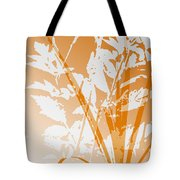 Team Orange Tote Bag