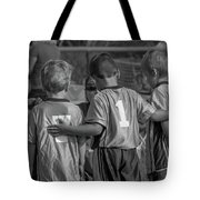 Team Support Tote Bag