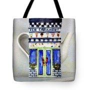 Teapot Delusional Tote Bag