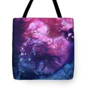 Tear Dance Tote Bag