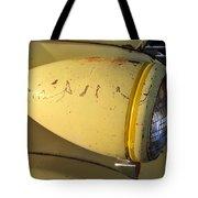 Teardrop Headlight Tote Bag