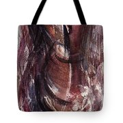 Tears In Silence Tote Bag