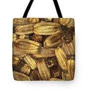 Teasel Seeds Tote Bag