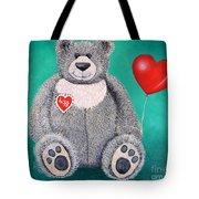 Teddy Bear Eli Tote Bag
