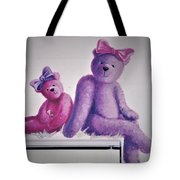 Teddy's Day Tote Bag
