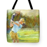 Tee Time Tote Bag