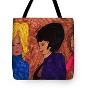 Teen Years Tote Bag