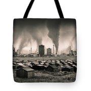 Teesside Steelworks 1 Tote Bag