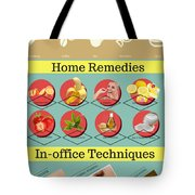 Teeth Whitening- Give Your Teeth The Care They Need Tote Bag