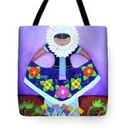 Tehuana Tote Bag