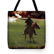 Tejano Cavalry Tote Bag
