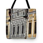 Telc Facade #2 - Czech Republic Tote Bag