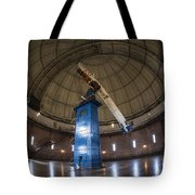 Telescope At Yerkes Tote Bag
