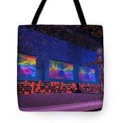 Television World Tote Bag