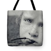 Tell Me What's Wrong Tote Bag