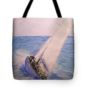Tell Tails In The Wind Tote Bag