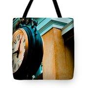 Telling Time Tote Bag