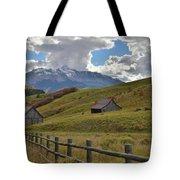 Telluride Countryside Tote Bag