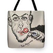 Telly Savalas  Tote Bag