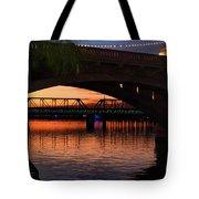 Tempe Bridges Tote Bag