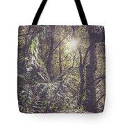 Temperate Rainforest Canopy Tote Bag