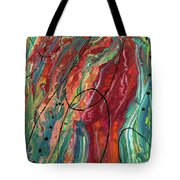 Tempered Specter Tote Bag