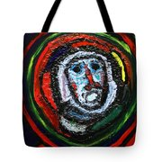 Tempest Of The Damned Tote Bag