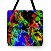 Tempest Of The Storm Tote Bag