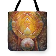 Temple #1 Tote Bag