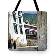 Temple Approach Tote Bag