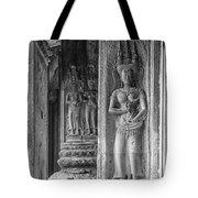 Temple Goddess Tote Bag